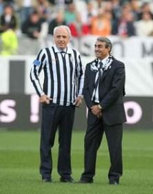 Festa per i 109 anni della Juventus 01/11/2006