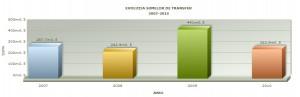 Vedetele în cifre. 2007-2010