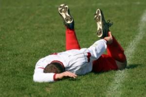 Fotbalul şi riscurile meseriei