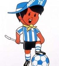 """Fußball-WM '78: Das Maskottchen """"Gauchito"""""""