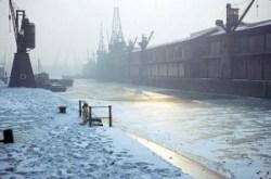 Bristol City Docks - 1963