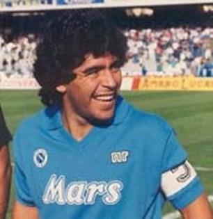 Maradona la Napoli