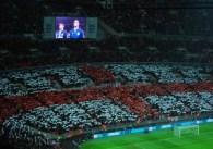 Wembley - in timpul meciului Anglia - Franta, scor 1-2