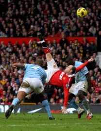 Wayne Rooney gol superb