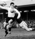 Jimmy Hill - jucator la Fulham