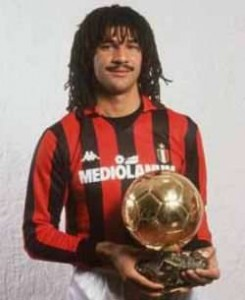 Cel mai scump transfer – 1987 – Ruud Gullit