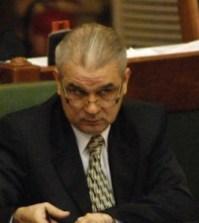 Anghel Iordanescu in Senatul Romaniei