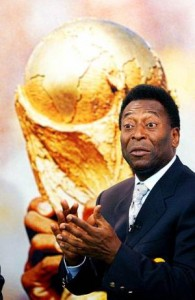 "Pele: ""Talk to your doctor. I would!"""