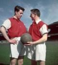 minge de fotbal 1956