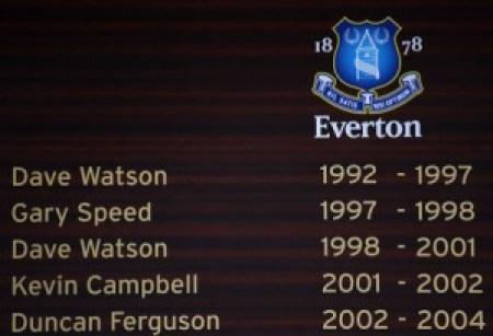 Gary Speed Everton