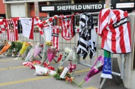 Gary Speed Sheffield United
