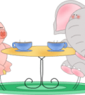 elephant-pig-having-coffee-transparent
