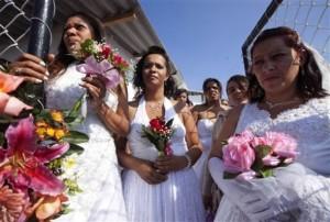 Brazil Mass Wedding