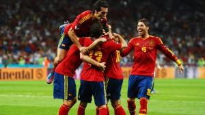 Spain v Italy – UEFA EURO 2012 Final
