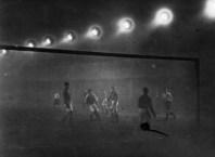 Soccer - Floodlit Match Experiment