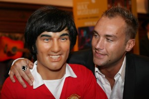New waxworks at The National Wax Museum Plus