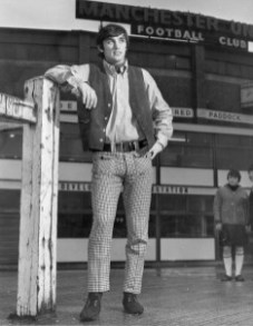Soccer - League Division One - Manchester United - George Best - Old Trafford