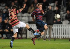 Soccer - FA Cup Final Rematch - Wanderers v Royal Engineers - The KIA Oval