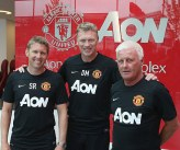 David Moyes Starts Role As Manchester United Manager