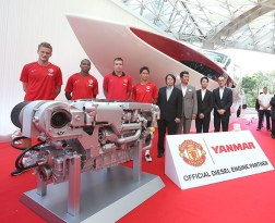 Manchester United Yanmar Press Conference With Robin van Persie