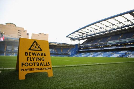 Chelsea v Manchester City – Premier League