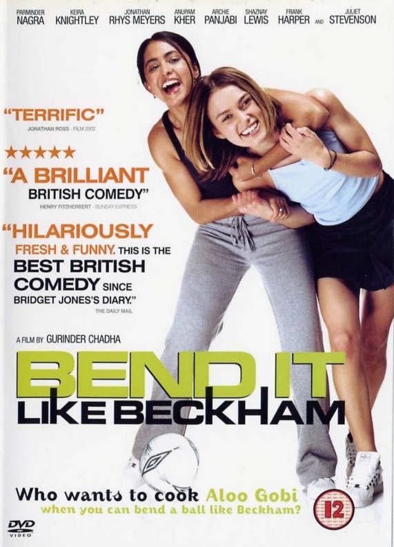 Filme de weekend: Bend It Like Beckham (2002)