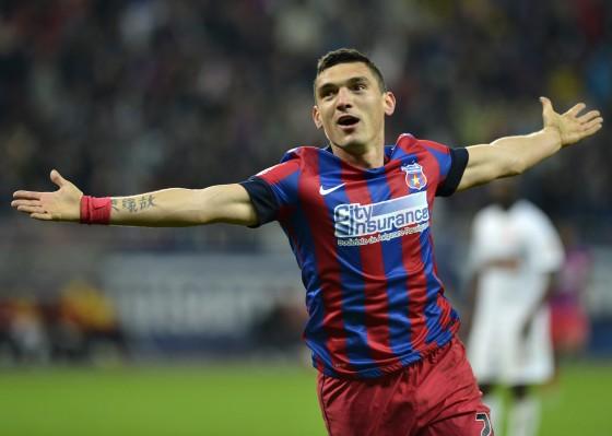 FOTBAL:STEAUA BUCURESTI-DINAMO BUCURESTI, CUPA ROMANIEI TIMISOREANA (27.03.2014)