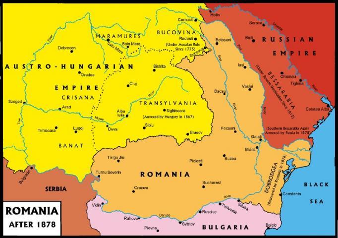 Romania 1878