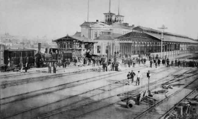 Prima călătorie cu trenul din România | Istorie pe scurt