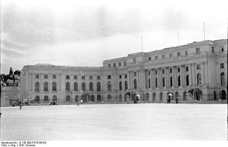 Palatul Regal din Bucuresti