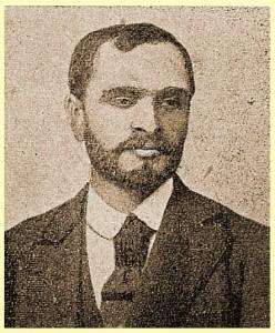 George Cosbuc in 1894
