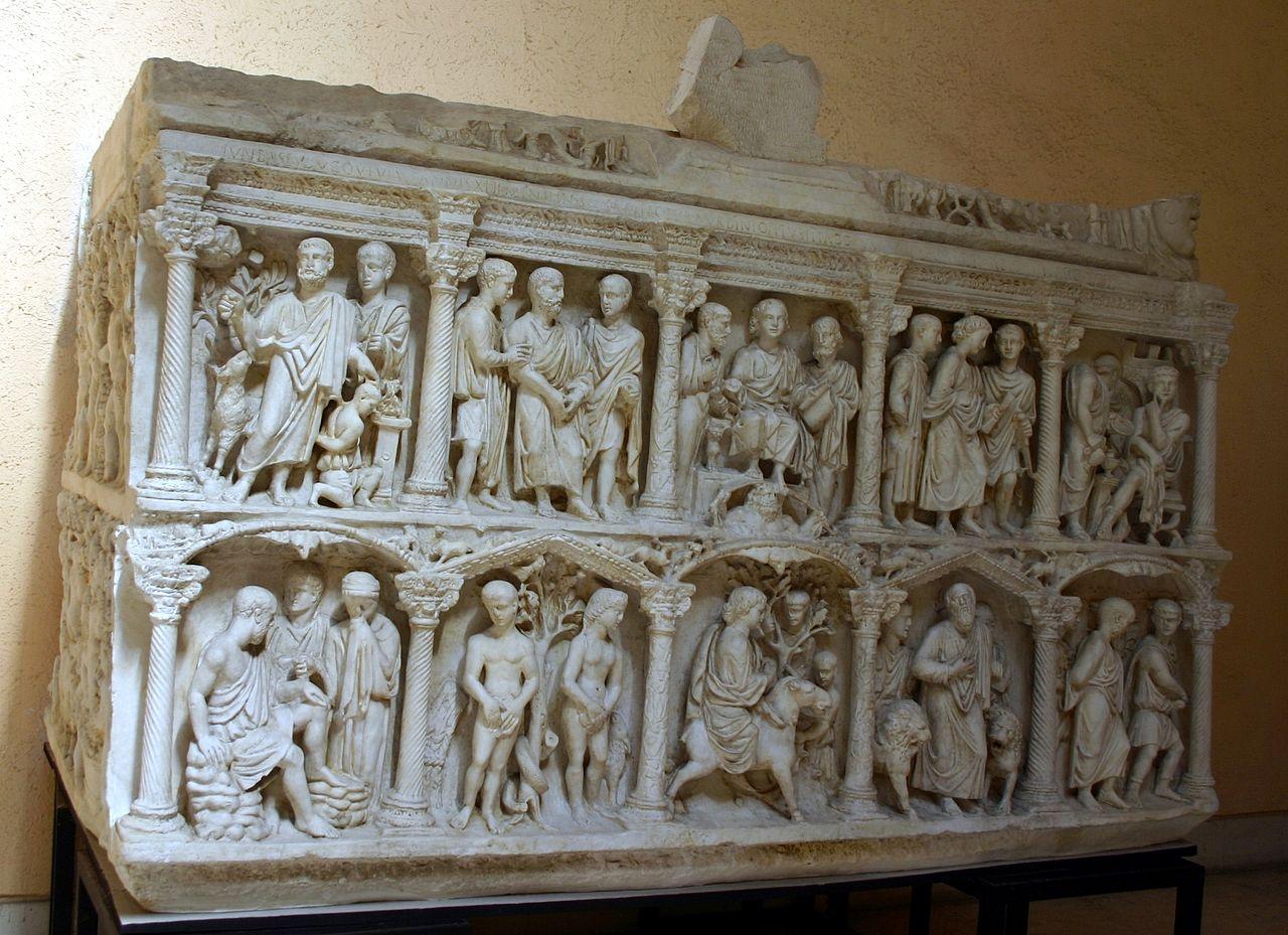 Sarcofagul lui Junius Bassus