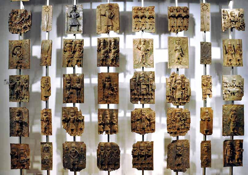 Bronzurile din Benin