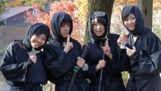 Ninja, luptătorii din umbră
