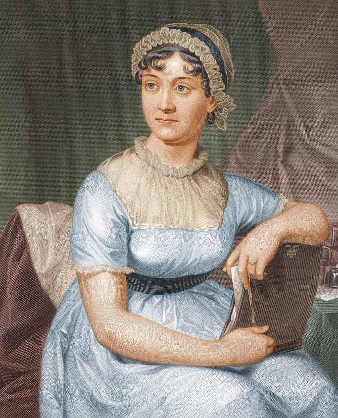 Jane Austen despre istorie
