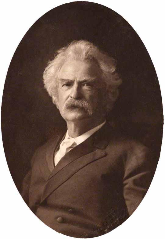 Mark Twain despre a face bine semenilor