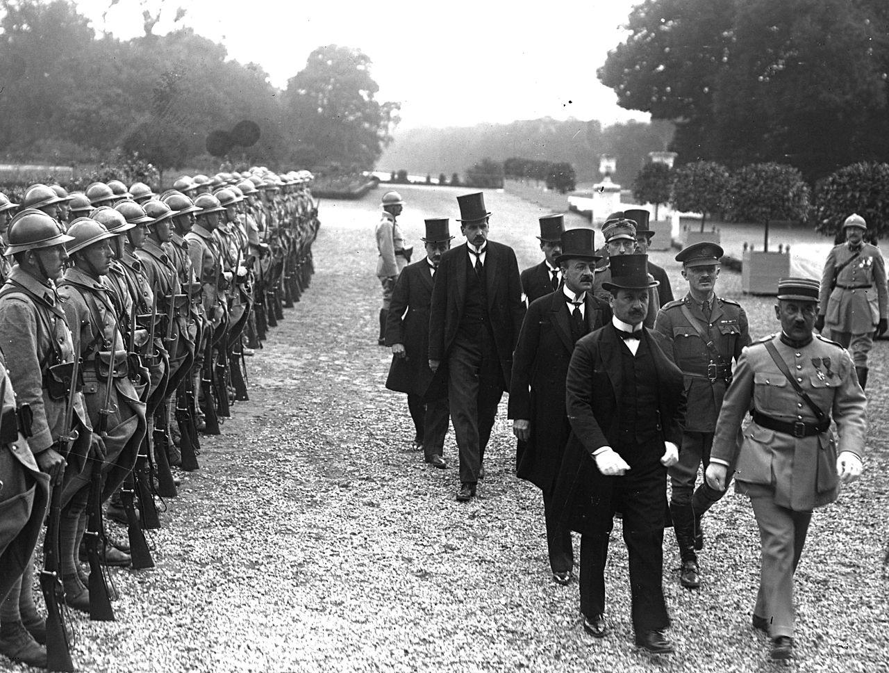 Tratatul de la Paris din 28 octombrie 1920