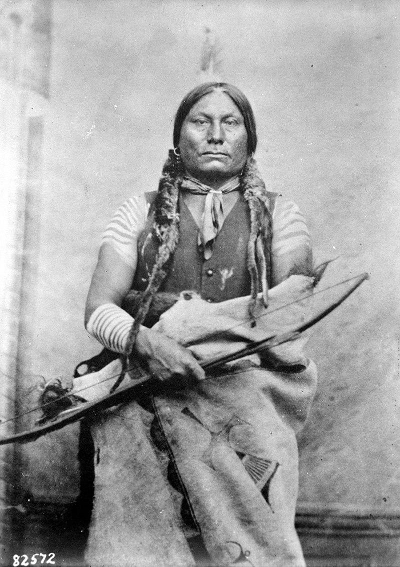 Șeful Gall (Pizi), liderul Hunkpapa Lakota, eroul indian de la Little Big Horn