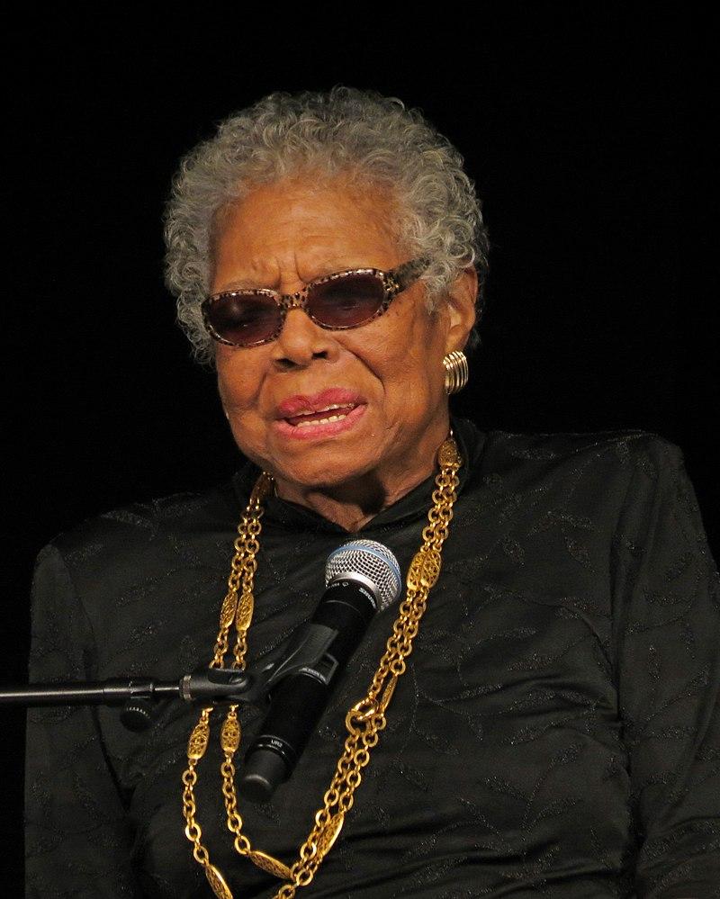 Maya Angelou despre plăcere şi schimbare
