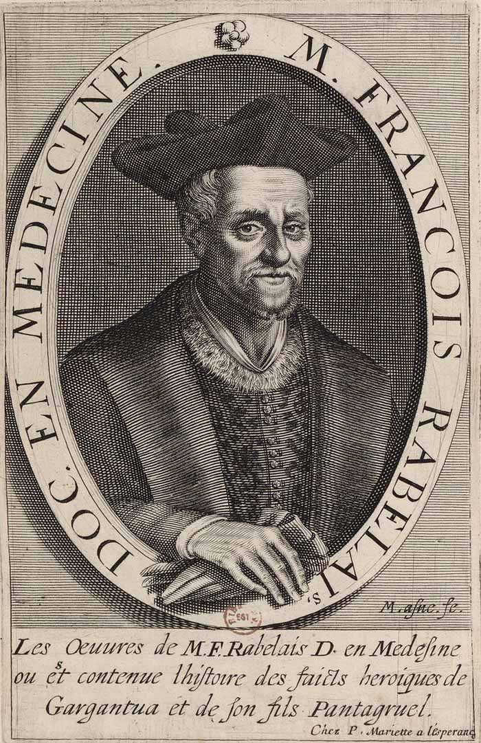 François Rabelais despre omul deștept și omul prost