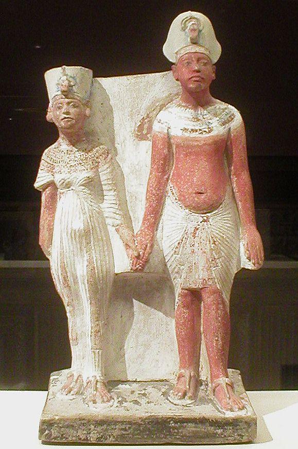 Condiția femeii în Egiptul antic