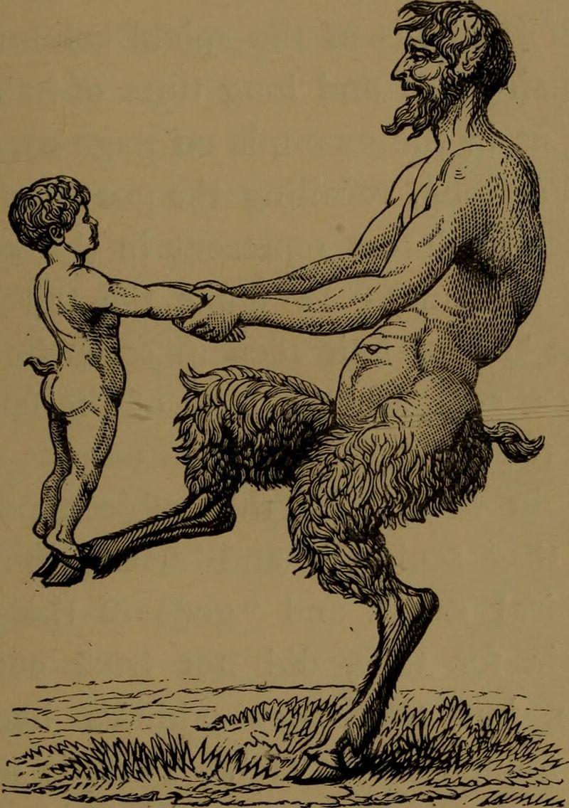 Egipan a fost fiul lui Zeus?