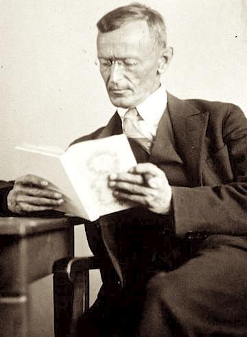 Hermann Hesse despre disperare