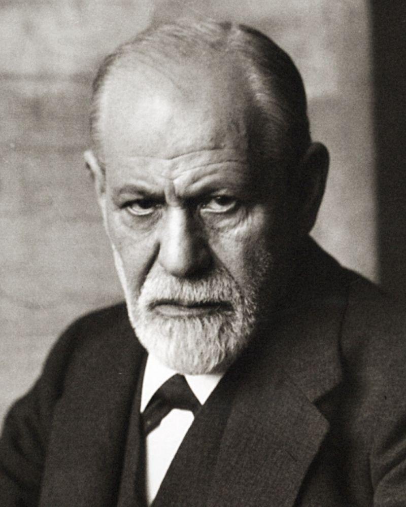 Sigmund Freud despre femeie
