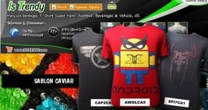 penjualan baju online