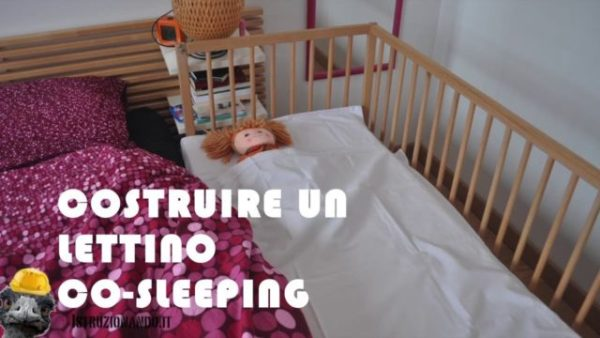 Lettino Co-sleeping