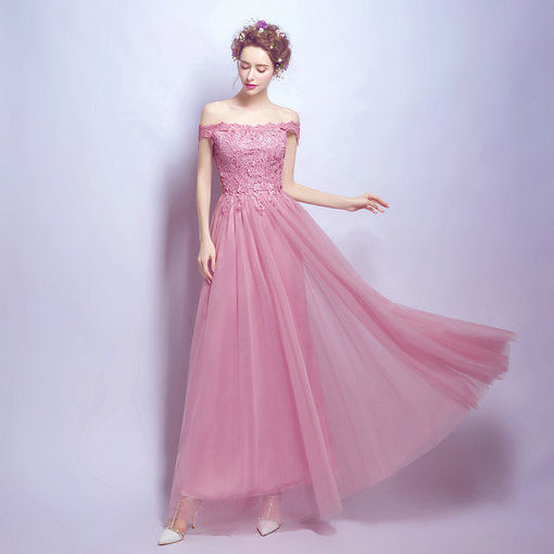 A Line Plus Size Prom Dress Evening Gown - Cheap Prom Dress,Evening ...