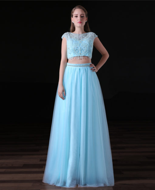 Two Piece Prom Dresses Formal Party Dress Wholesale Online
