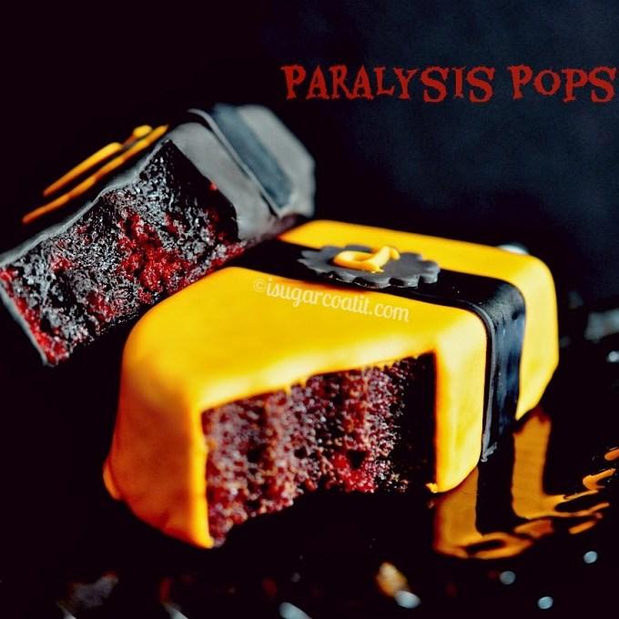 Paralysis Popsicles {Halloween}