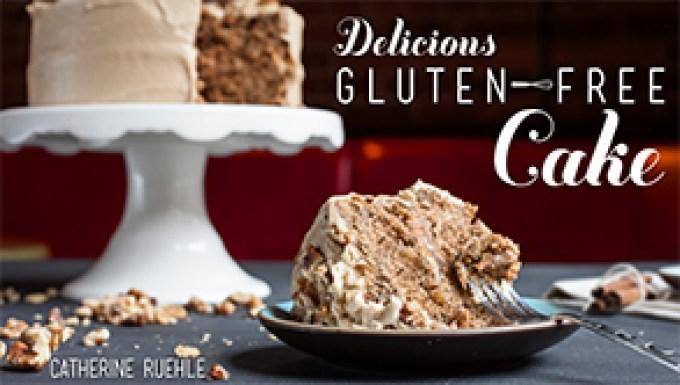 Delicious Gluten-Free Cakes_Craftsy